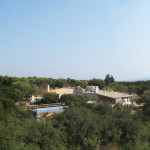 Villas from the top